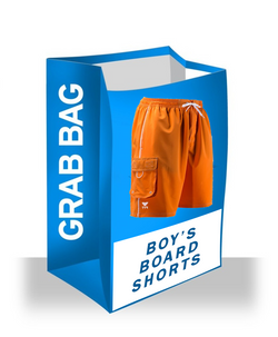 TYR Grab Bag Boy's Board Shorts - Swimventory