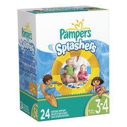 Pampers Splashers - Swimventory
