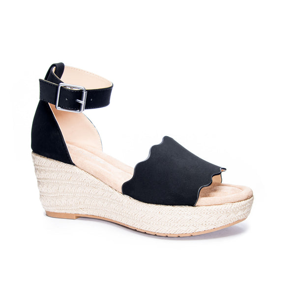 The Daylight Wedge Sandal
