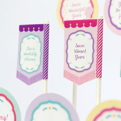 Whimsical Labels