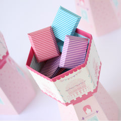 Whimsical Tower Box