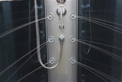 "Image of Mesa Steam Shower 54""L x 35""W x 85""H"