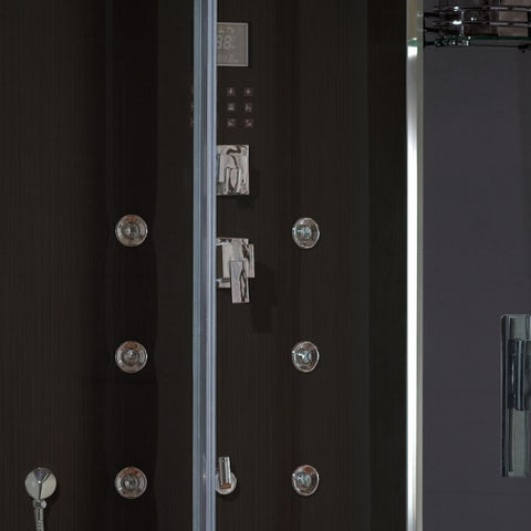 "Image of Platinum 59"" Free Standing Steam Shower"