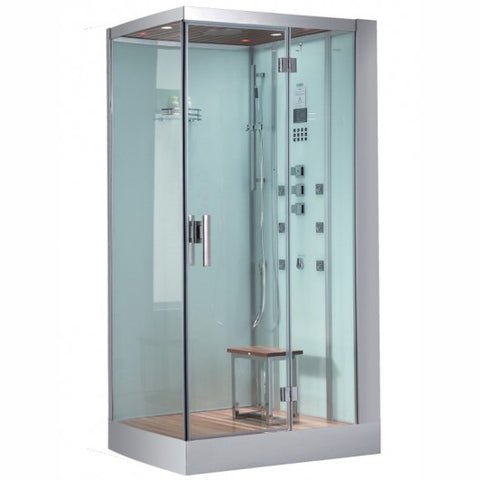 "Platinum 39"" Rectangular Steam Shower"