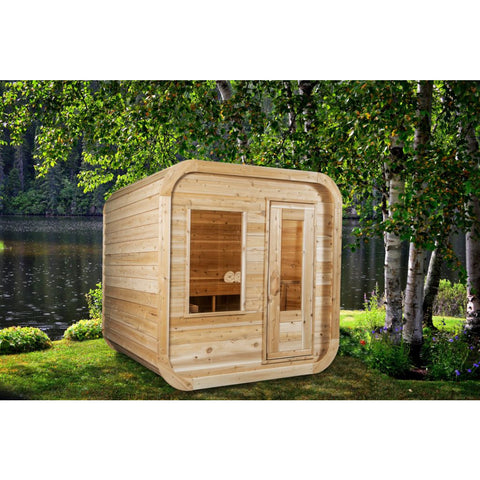 Dundalk Canadian Timber Luna Sauna - CTC22LU