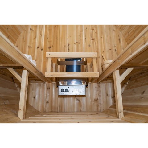 Dundalk Barrel Sauna Canadian Timber Harmony - CTC22W