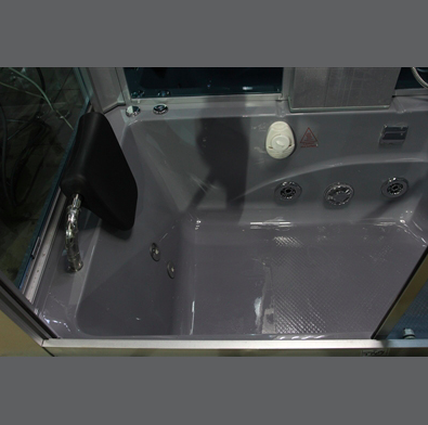 "Image of Mesa Yukon Steam Shower Tub Combo 60"" x 33"" x 87"" - WS-501"
