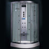 "Platinum 35"" Walk In Steam Shower - DZ934F3"