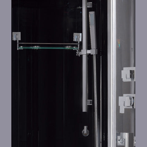 "Image of Platinum 47"" Corner Steam Shower - DZ962F8"