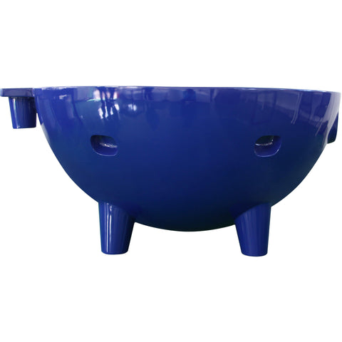 Image of ALFI brand FireHotTub The Round Fire Burning Portable Outdoor Hot Bath Tub - Oceanviewcity