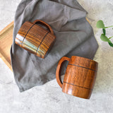 Eco-friendly Wood Cup