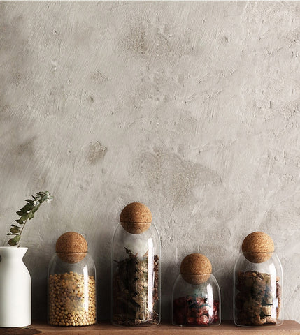 Modern Seasoning Jars