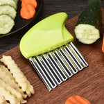 Wavy Vegetable Cutter