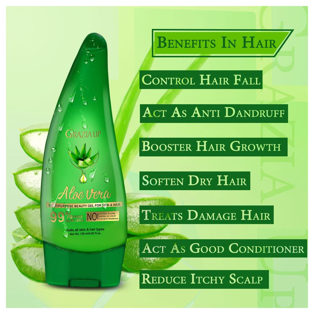 Grazia Up Aloe Vera Gel