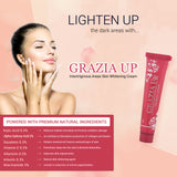 Grazia Up skin brightening cream
