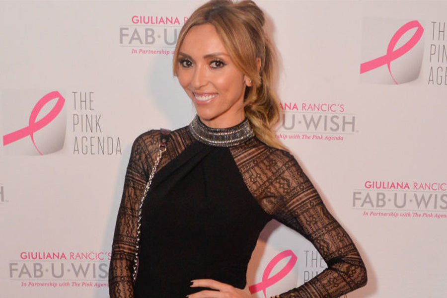 Giuliana Rancic Talks Breast Cancer Awareness