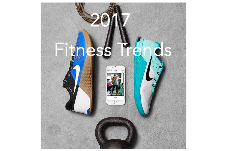 2017 Fitness Trends