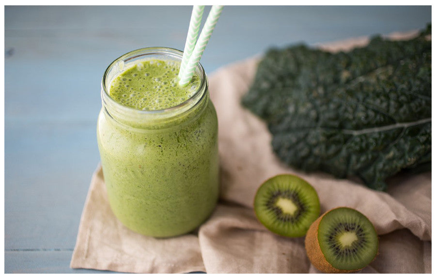 Amazing Grass Kiwi SMoothie