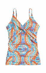 FLOATING UNDERWIRE TANKINI-ACAPULCO