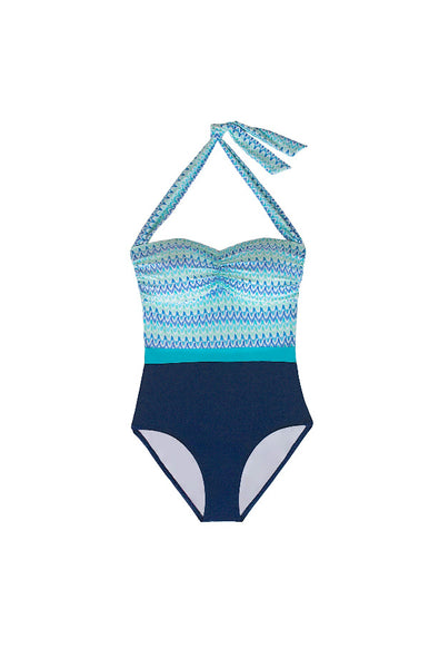 DEL REY ONE-PIECE-BEACHCOMBER