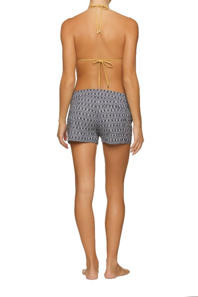 "3"" LACE-UP BOARD SHORT-DEL CARMEN"