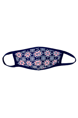 MASK-COMPASS GEO-NAVY TRIM