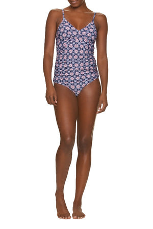FLOATING UNDERWIRE TANKINI-COMPASS GEO