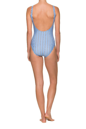 MAILLOT ONE-PIECE-BOLD STRIPE