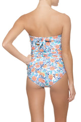 CONVERTIBLE RETRO TANKINI-PACIFIC RIM
