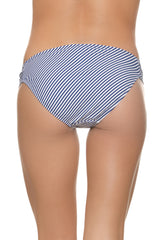 TAB SIDE HIPSTER-MARINA STRIPE