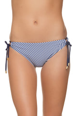 TUNNEL SIDE HIPSTER-MARINA STRIPE