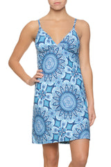 GYPSET DRESS-JAMIE NAVY