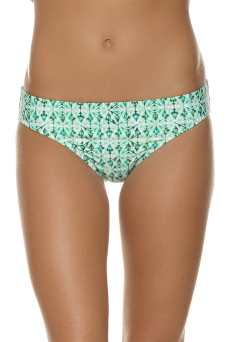 D/DD CUP TWIST UNDERWIRE BRA-INDOCHINE PRINT
