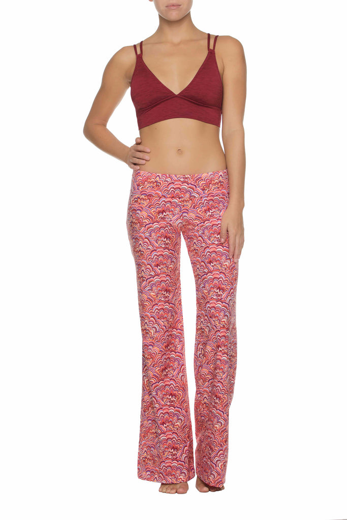 FOLD-OVER BEACH PANT-SOUTH SHORE