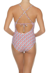 TIE BACK ONE-PIECE-SECRET BAY