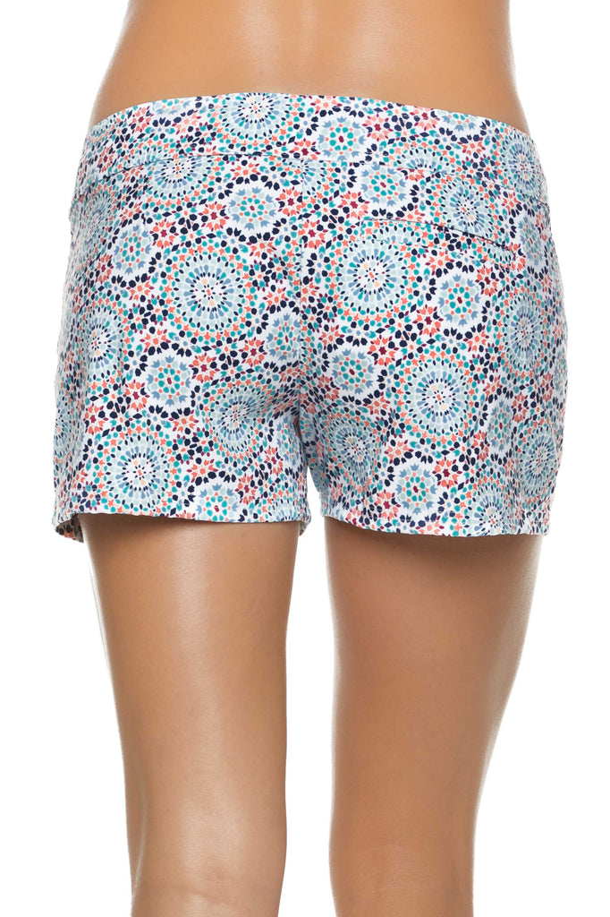 "3"" LACE-UP BOARD SHORT-NANTUCKET"