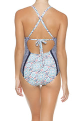 SEASIDE ONE-PIECE-NANTUCKET