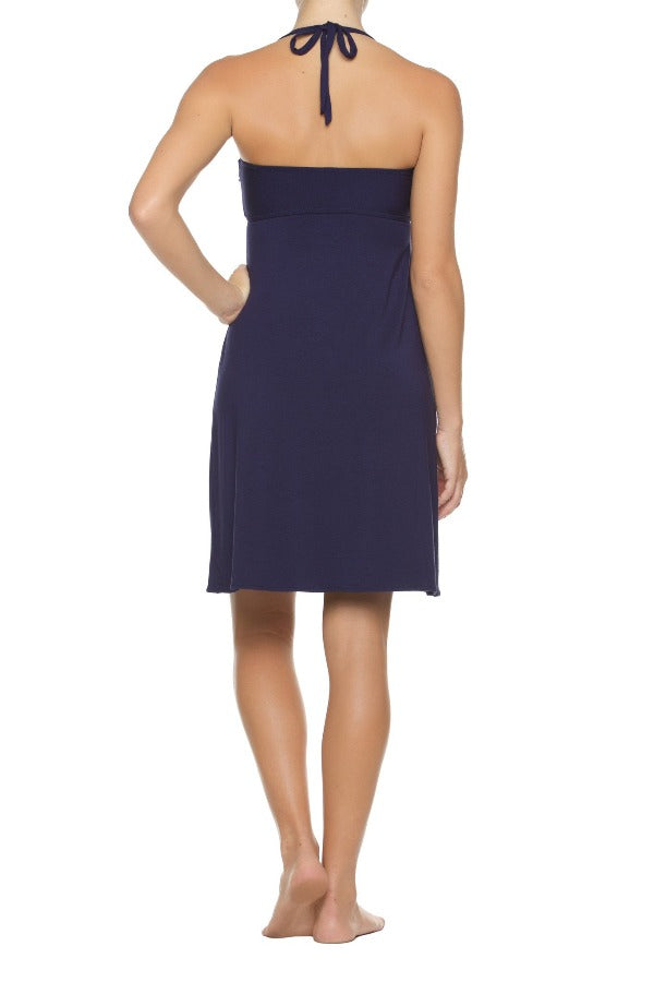 ANTIGUA DRESS-NAVY