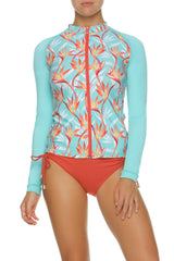 MARIMAR SURF SHIRT-FIRE ISLAND