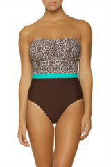 DEL REY ONE-PIECE-ST. LUCIA CHOCOLATE