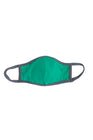 MASK W/ FOAM INSERT-KELLY GREEN-MINERAL TRIM