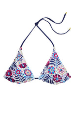 REVERSIBLE STRING BIKINI TOP-HEAVENLY BIARRITZ