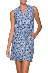 SANIBEL DRESS-ISLA SOL