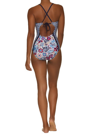 ISLAND ONE-PIECE-HEAVENLY BIARRITZ