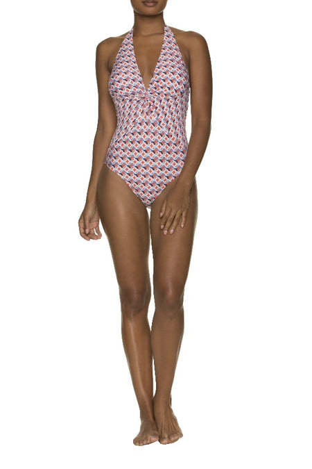 DEL REY ONE-PIECE-SANTA BARBARA