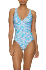 UNDERWIRE ONE-PIECE-SEAGLASS