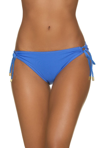 REVERSIBLE TUNNEL HIPSTER WITH BRAID-PACIFIC BLUE
