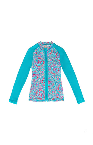 MARIMAR SURF SHIRT-MANDALAY