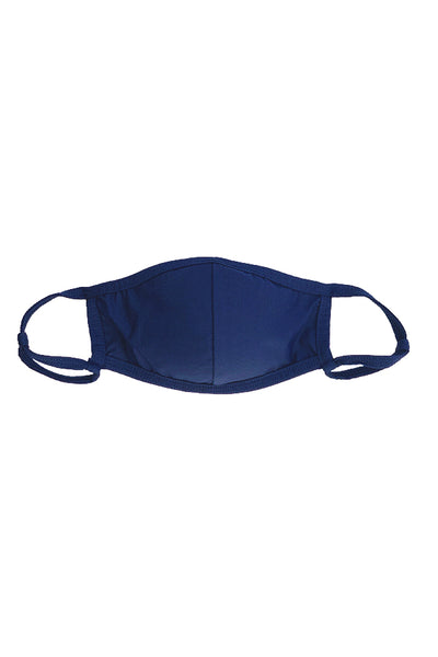 ADJUSTABLE MASK W/ FOAM INSERT-NAVY