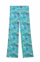 FOLD-OVER BEACH PANT-DOMINICA